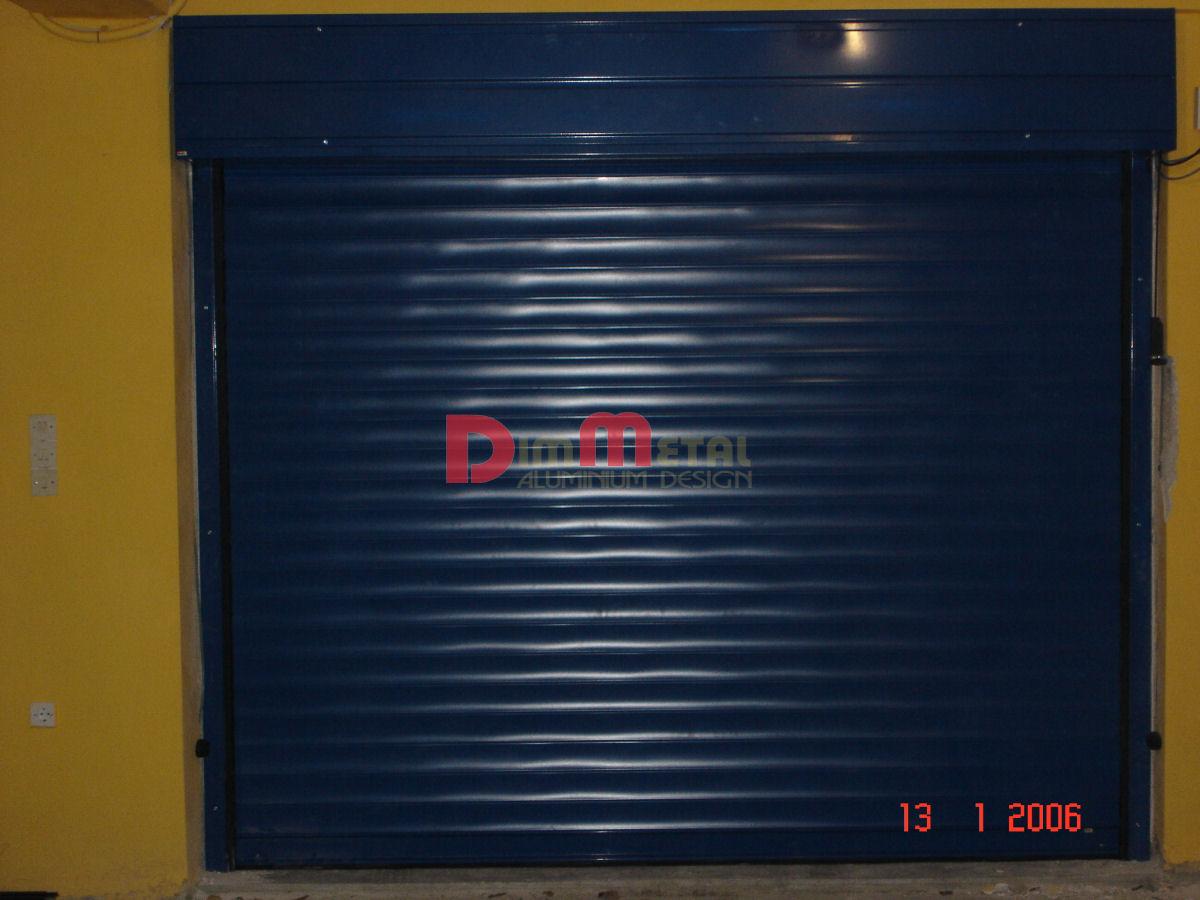 Rolls Aluminum Garage Doors Dimmetal.gr